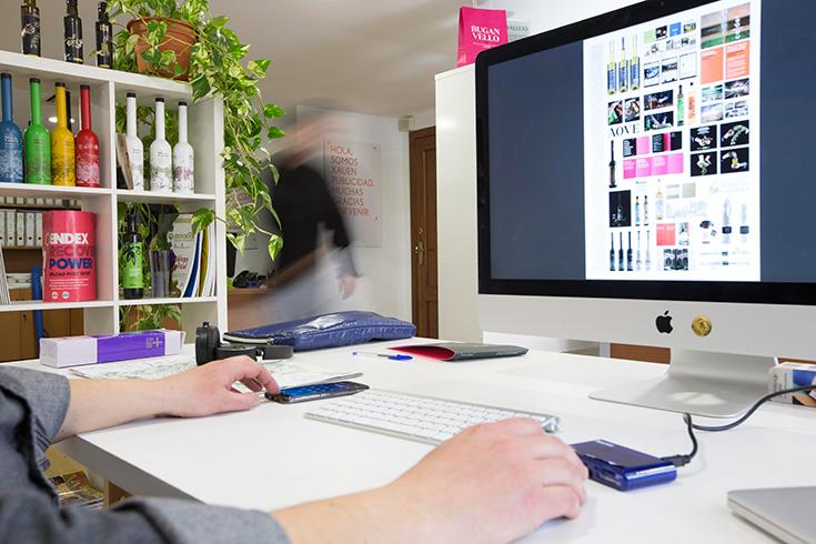 Diseño gráfico Xauen Agencia de Publicidad en Jaén